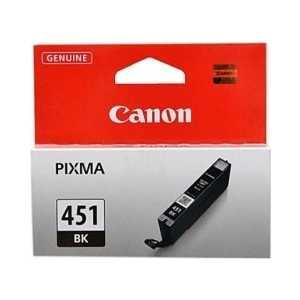 Картридж Canon CLI-451 BK (6523B001)