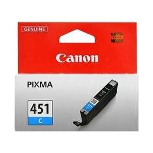 Картридж Canon CLI-451 C (6524B001)