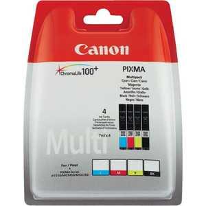 Картридж Canon CLI-451 multipack (6524B004)