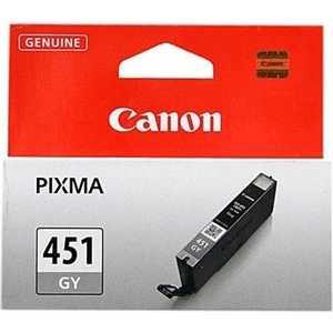 Картридж Canon CLI-451 GY (6527B001)