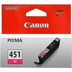 Картридж Canon CLI-451XL M (6474B001)