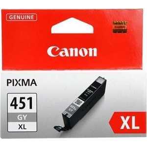 Картридж Canon CLI-451XL GY (6476B001)