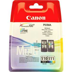 Картридж Canon PG-510 multipack (2970B010) for canon pg 37