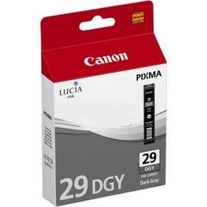 Картридж Canon PGI-29 DGY (4870B001)