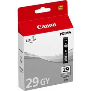 Картридж Canon PGI-29 GY (4871B001)