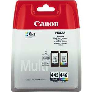 Картридж Canon PG-445/CL-446 Multi Pack (8283B004) картридж струйный canon pg 510 cl 511