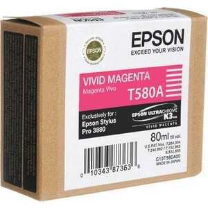 купить Картридж Epson Stylus Pro 3880 (C13T580A00) недорого