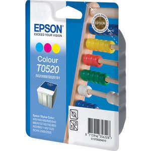 Картридж Epson T0520 colour (C13T05204010)