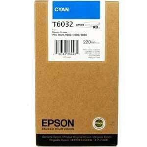 Картридж Epson Stylus Pro 7800/ 9800/ 7880/ 9880 (C13T603200)