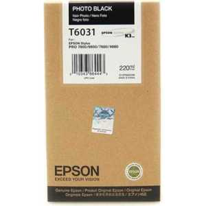Картридж Epson Stylus Pro 7800/ 9800/ 7880/ 9880 (C13T603100)