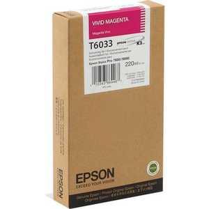 Картридж Epson Stylus Pro 7880/ 9880 (C13T603300)