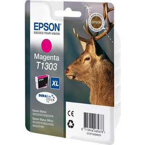 Картридж Epson T1303 B42WD красный (C13T13034010)