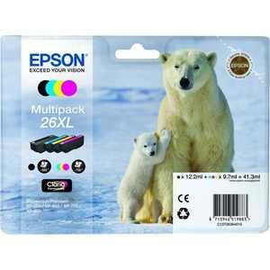 Картридж Epson C13T26364010