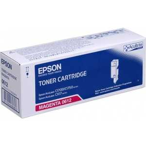 Картридж Epson C13S050612