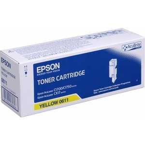 Картридж Epson C13S050611