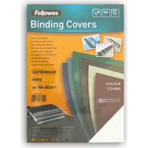 Fellowes Обложки для переплета Delta A4 (FS-5370101)
