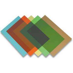 Fellowes Обложки для переплета Transparent (FS-5377301)