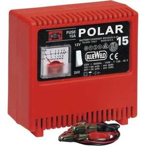 Зарядное устройство BlueWeld Polar 15 (807626) blueweld omegatronic 400ce