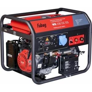 Генератор бензиновый сварочный Fubag WS 230 DC ES