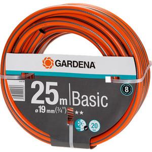 Шланг Gardena 3/4 (19мм) 25м Basic (18143-29.000.00)