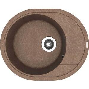 Кухонная мойка Florentina Родос 580 коричневый FG (20.240.B0580.105)