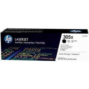 Картридж HP CE410XD картридж hp cf471x 657x для hp clj mfp m681 m682 голубой 23 000 страниц