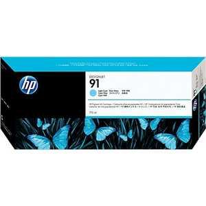 Картридж HP C9470A картридж струйный hp 771c b6y32a хроматический красный для designjet z6200 printer series 775 мл 3 шт в упаковке