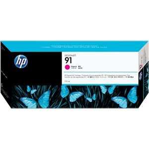 Картридж HP C9468A картридж струйный hp 771c b6y32a хроматический красный для designjet z6200 printer series 775 мл 3 шт в упаковке