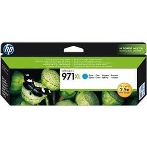 Картридж HP CN626AE картридж hp cn626ae 971xl для hp officejet pro x476dw x576dw x451dw x551dw голубой 6600стр