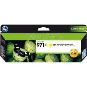 Картридж HP №971XL (CN628AE) картридж hp cn626ae 971xl для hp officejet pro x476dw x576dw x451dw x551dw голубой 6600стр