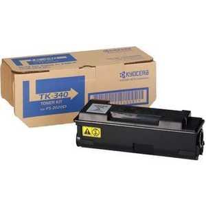 Картридж Kyocera TK-340 (1T02J00EU0) картридж kyocera tk 340 черный для лазерного принтера