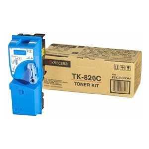 Картридж Kyocera TK-820C (1T02HPCEU0) фонарь fenix rc40 cree xm l2 u2 led