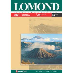 Фото - Фотобумага Lomond A4/ 230г/м2/ 50 листов глянцевая (0102022) фотобумага