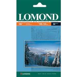 Фото - Фотобумага Lomond A6 матовая (102083) фотобумага