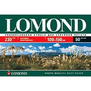 Фото - Фотобумага Lomond A6 матовая (102084) фотобумага