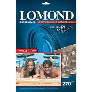 Бумага Lomond 1106103