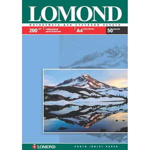 Бумага 102020 Lomond