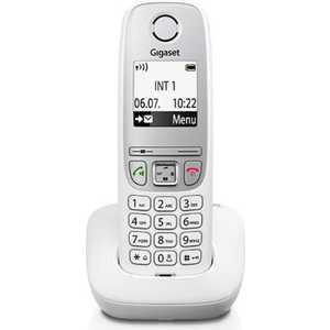 Радиотелефон Gigaset A415 белый цена 2017