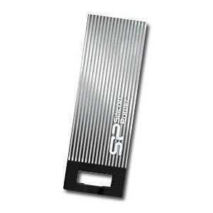 Флеш-диск Silicon Power 8Gb Touch 835 Серый (SP008GBUF2835V1T) флеш диск silicon power 16gb j35 sp016gbuf3j35v1e usb3 1 серебристый коричневый