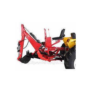 купить Задний навесной экскаватор MasterYard BK-7.5N по цене 201240 рублей