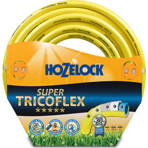 Шланг Hozelock 1 (25мм) 25м Super Tricoflex (048290)