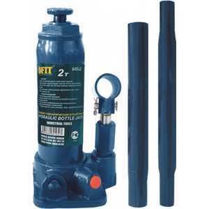 Домкрат гидравлический бутылочный FIT 5т (64505) цены