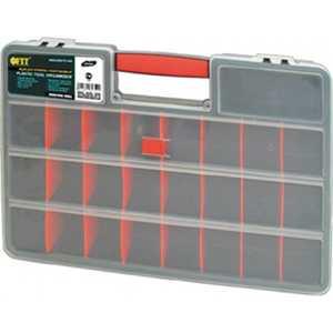 Ящик для крепежа FIT 18 46x32x8см (65650) элементы крепежа