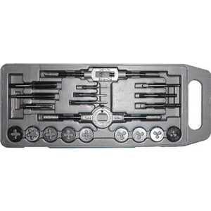Лерки - метчики FIT легированная сталь Профи набор 20шт (70805)