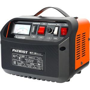 Зарядное устройство PATRIOT BCT-20 Boost устройство пуско зарядное patriot bct 50 boost 650301550