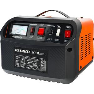 Зарядное устройство PATRIOT BCT-50 Boost устройство пуско зарядное patriot bct 50 boost 650301550