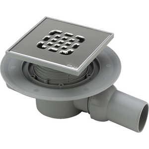 Душевой трап Viega 4935.2 с дизайн-решеткой 150x150 мм (557140)