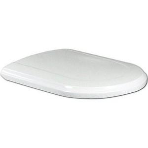 Сиденье для унитаза Villeroy Boch Hommage с микролифтом, быстросъемное, белый альпин, латунь (8809 S6R1) фото