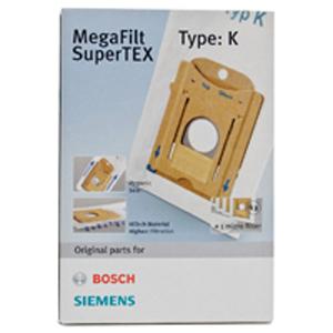 Аксессуар Bosch BBZ 41 FK Мешки для пылесосов Bosch-Siemens (Тип K)