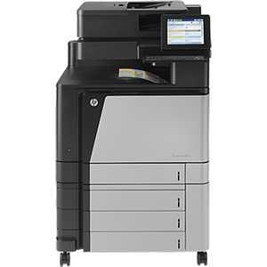 МФУ HP LaserJet Enterprise M880z (A2W75A) мфу hp laserjet enterprise m725dn cf066a